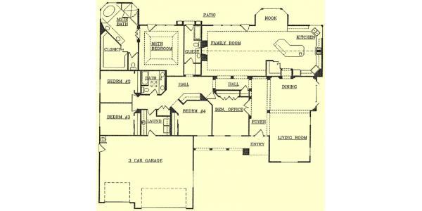 Northwest homes floor plans for Northwest floor plans