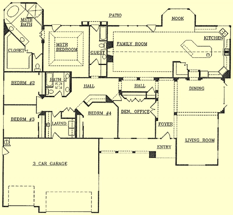 Top 28 tag archive for quot floorplans panorama for Richardson homes floor plans
